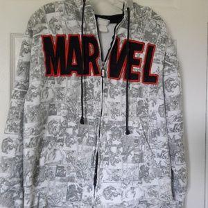 Universal Studios Marvel hoodie Large Unisex